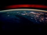 Наша планета с космоса,видео с МКС