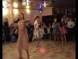 Танец Микс на выпускном